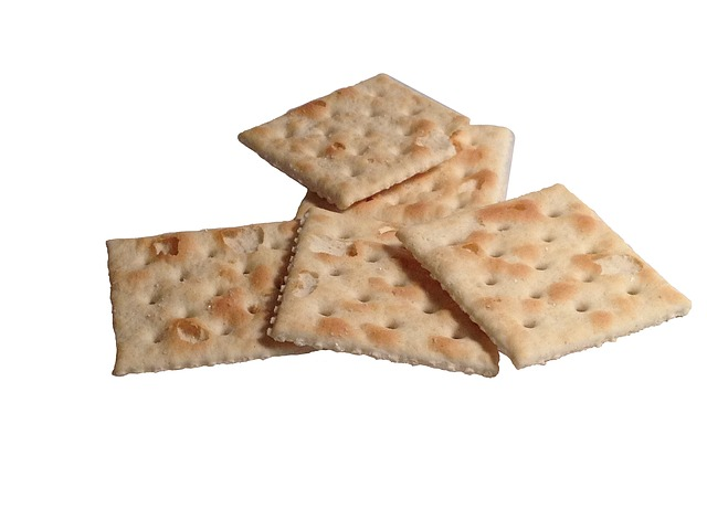 Two Saltine Recipes or Cheese Is Divisible By Four